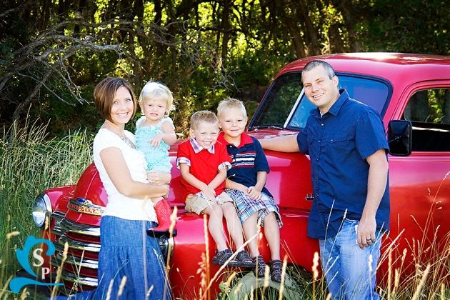 Orem & Provo Family Photography