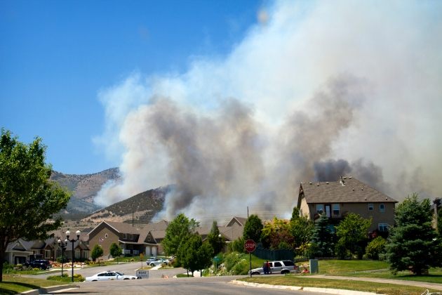 Eagle Mountain Fire