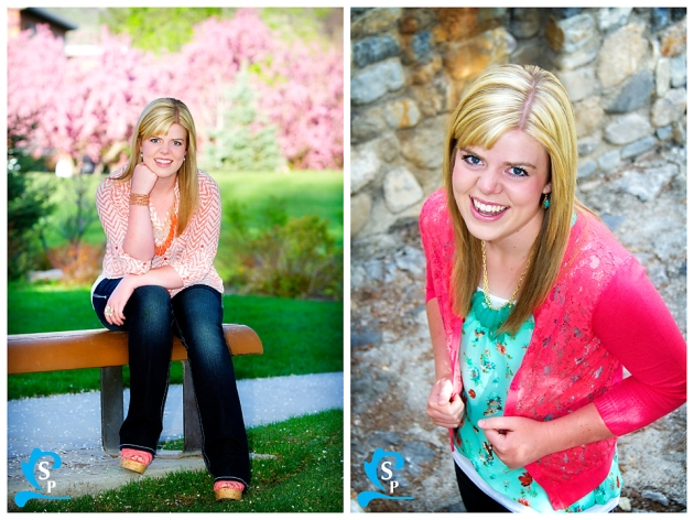 Provo Senior Photography
