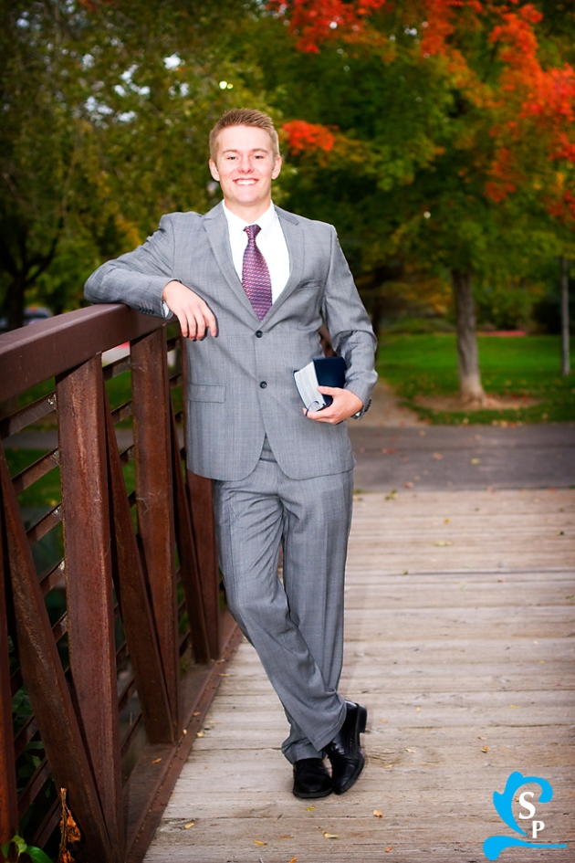 Missionary Boy, Missionary Guy, LDS missionary, Silverstrand Photography